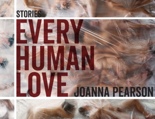 Curious About Our Covers? Joanna Pearson's EVERY HUMAN LOVE
